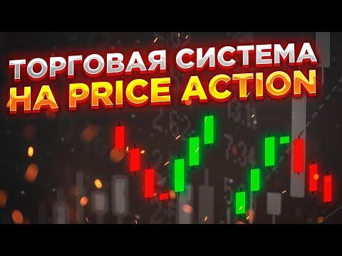 Торговая стратегия на price action прайс экшен