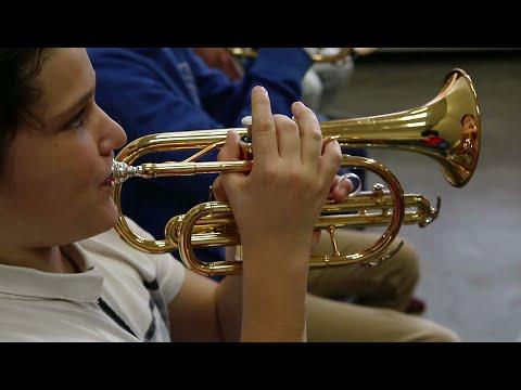 Une Classe-Orchestre prometteuse au collège de Gabarret