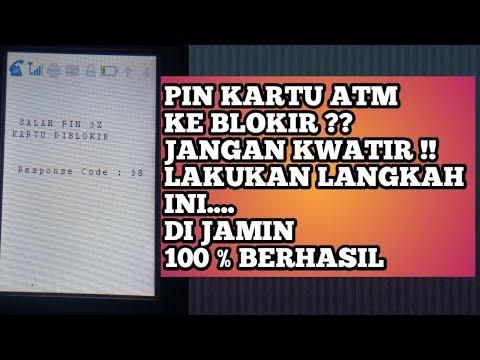 Cara mengatasi penyalahgunaan kartu ATM BNI.