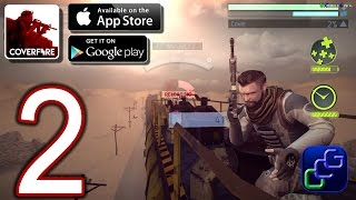 Cover Fire Android iOS Walkthrough - Part 2 - Tournament, Episode 2: Train to Al Shadder