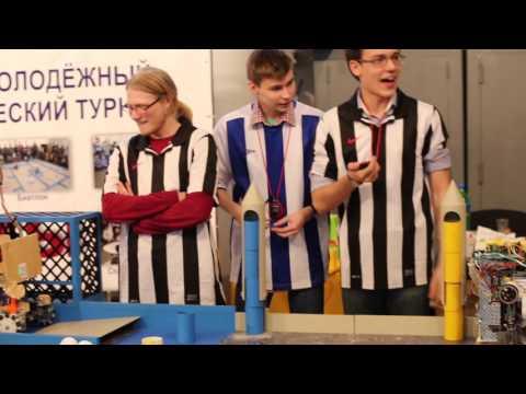 Moscow Dynamics. Евробот-2017