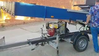 видео Производство грузовых подъемников в Киеве