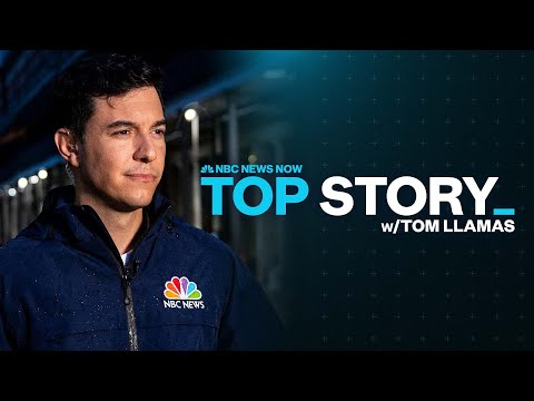 Top Story with Tom Llamas - October 13th | NBC News Now