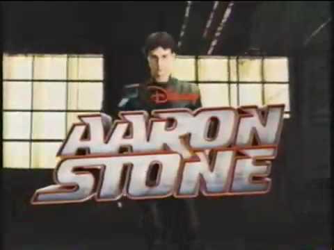 Disney XD Aaron Stone Opening
