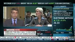 CNBC - Squawk on the Street Interview October 30th, 2013