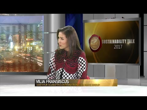 Sustainability Talk Episode 2 Segment 1 - Vilia Fransiscus, Olympic Group