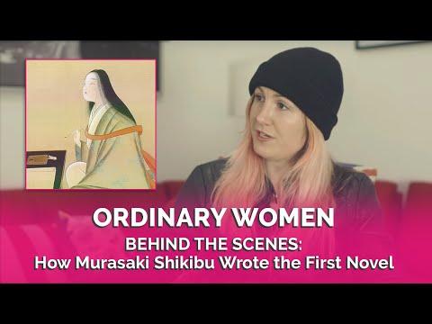 Behind the Scenes: How Murasaki Shikibu Wrote the First Novel