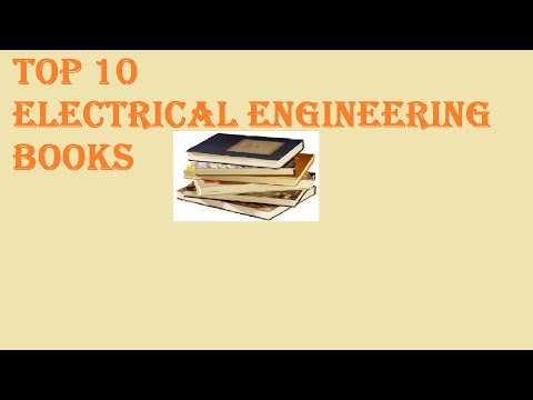 TOP10 ELECTRICAL ENGINEERING BOOK