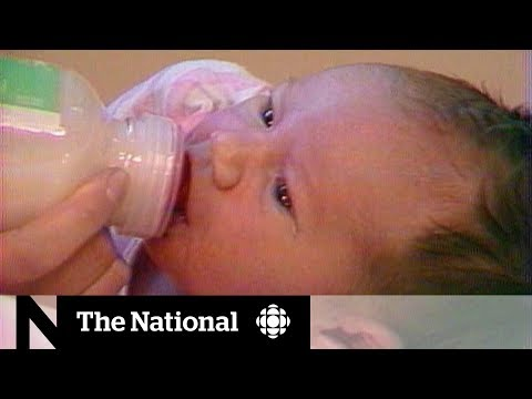 CBC News: The National: Canada should apologize for forced adoptions: Senate report