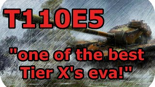 """One of the best Tier X"