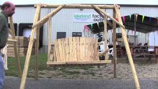 American Made Log Swing Vs Imported Log Swing