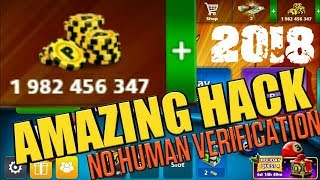 8 BALL POOL Hack 2018 Latest Version - No Human Verification , No Root