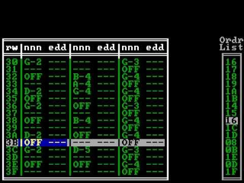 Shadilay 1-bit (MONOTONE, PC speaker)