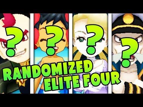 WHAT WILL THE ELITE 4 HAVE? | Pokemon Omega Ruby Alpha Sapphire RANDOMIZER Nuzlocke Co-Op #21
