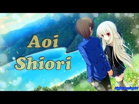 [Nightcore] Aoi Shiori (English Version) - Lyrics effects