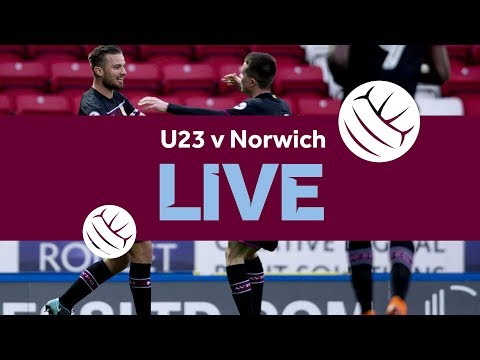 Aston Villa U23s v Norwich City U23s