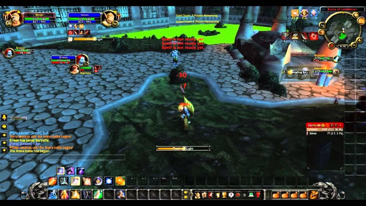 Spectral-Warcraft: Reborn 3.3.5