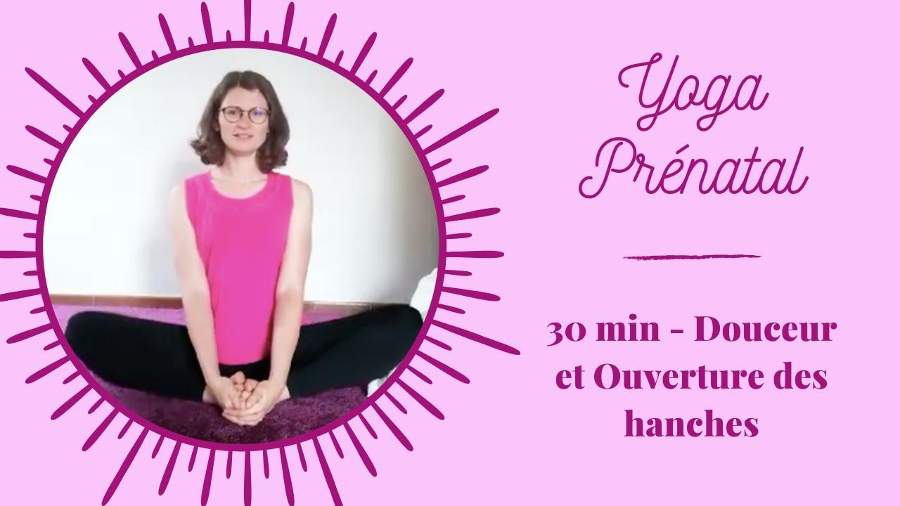 Séances de yoga prénatal