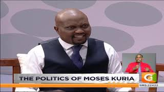 JKLIVE | Kuria Insists Central Region is neglected [Part 2]