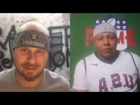 RAIDER ReACTION featuring 👻 GHOST to the POST 👻 w/ Prime and The Commish. (Aired 10/18/17)
