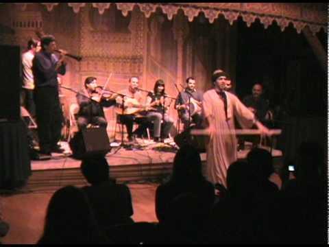 """Saidi Tahteeb Dance by Karim Nagi : live music """"Wa Samah iNuba"""" medley"""
