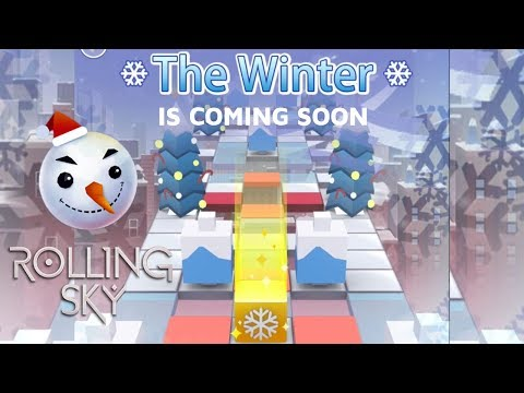 Rolling Sky - The Winter is Coming Soon
