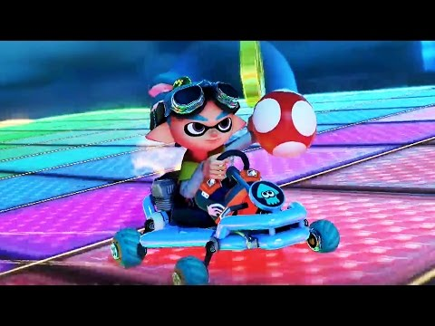 mario kart 8 deluxe 200cc triforce cup grand prix inkling boy gameplay youtube. Black Bedroom Furniture Sets. Home Design Ideas