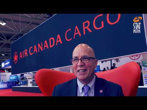 Tim Strauss, Vice President, Air Canada Cargo