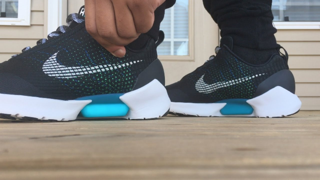 Nikes neuer Hightech Sneaker Adapt BB Noizz