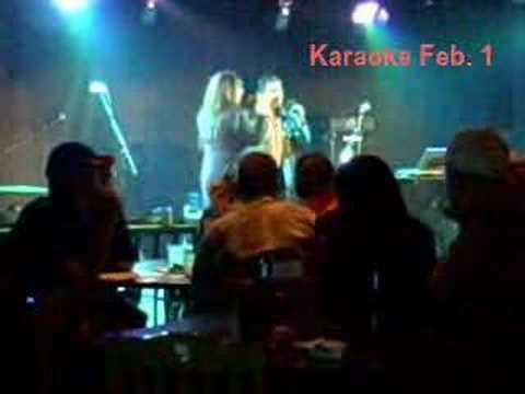 Friday Feb 1 Karaoke