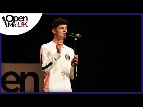 SUGAR – ROBIN SCHULZ performed by HARRY WEATHERHEAD at Open Mic UK singing contest