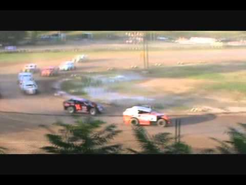 Blanket Hill 7-29-12 Mod Lite Feature