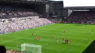 shane long penalty miss wba 3 0 liverpool 18 08 12