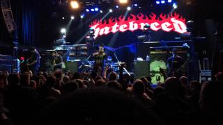 Hatebreed - Honor Never Dies (Live @ London Music hall 2015)