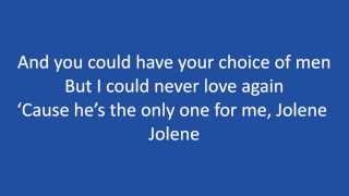 Jolene - Miley Cyrus: Instrumental Backing - with Lyrics