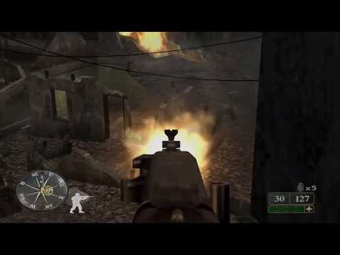 Dolphin Emulator 4.0.2   Call Of Duty 2: Big Red One [1080p HD]   Nintendo GameCube