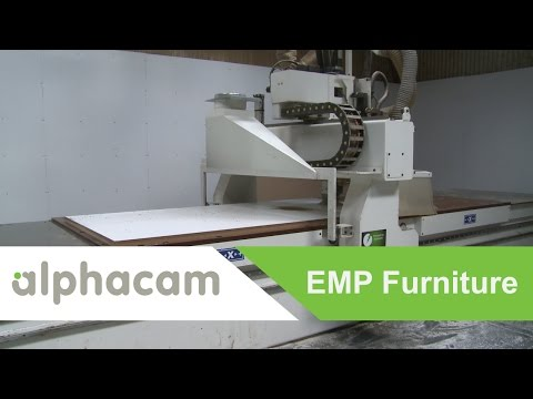EMP Furniture Manufacturers | Alphacam Customer Success