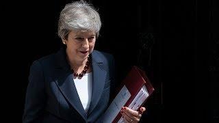 Watch again: Theresa May's penultimate PMQs