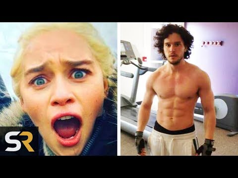 How Game of Thrones Actors Got Ripped For Their Roles