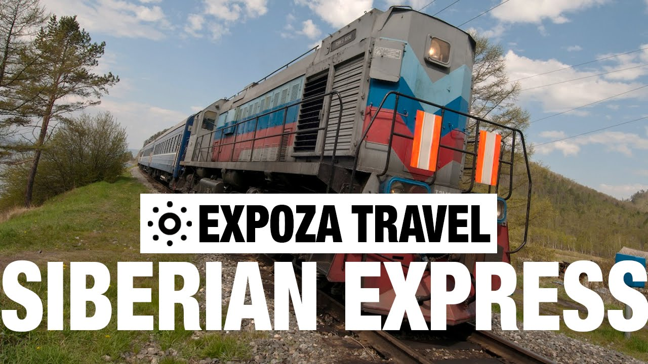 Trans Siberian Railroad Vacation Travel Video Guide
