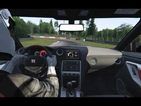 Assetto Corsa 1.3.7. - GT-R Nismo - Nurburgring Tourist