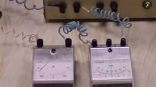 Розширення меж вимірювання амперметра і вольтметра