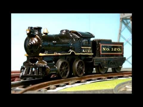 American Flyer #13 Clockwork Train