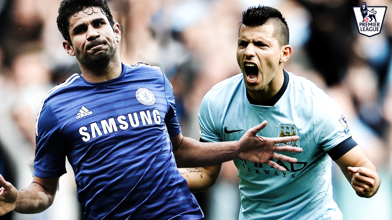 Diego Costa vs Sergio Agüero | Best Goals 2014-15 | Who is the Best?