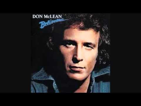 Don McLean - Isen't it Strange