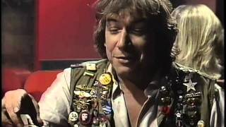 Eric Burdon - Trying To Get To You (Live, 1982) + Interview HD