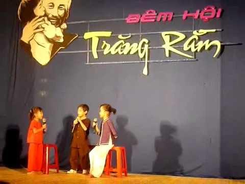Tiểu phẩm hài ( diễn viên nhí truờng mầm non Phú Phong)