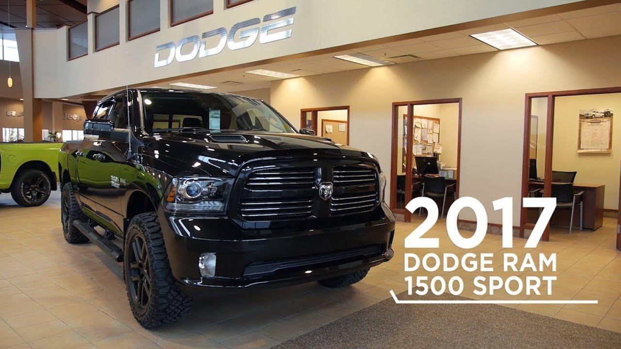 2017 Customized Dodge Ram   Great West Chrysler in ...