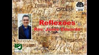 Renovando as forças - Isaías 40.31 - Rev. Jaime Eduardo