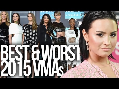 Best & Worst Dressed MTV VMA's 2015 - Dirty Laundry